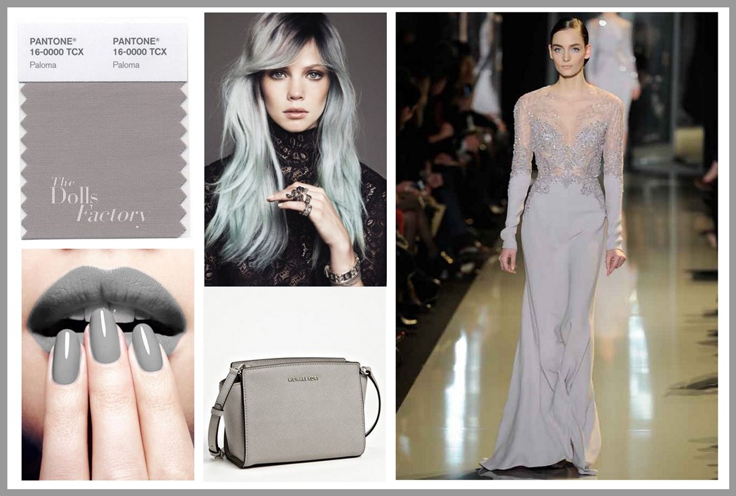 2017 fashion color trends - Color Trend For 2014 Paloma The Dolls Factory