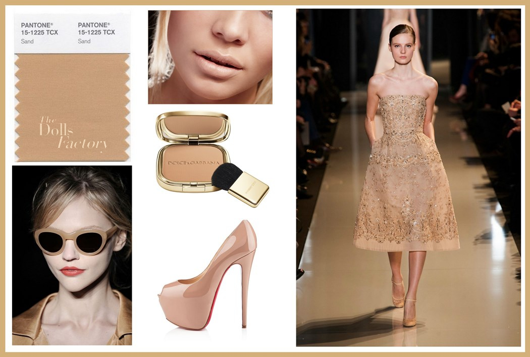 Color Trend For 2014 Sand