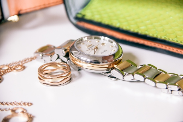 Omega Constellation Necklace
