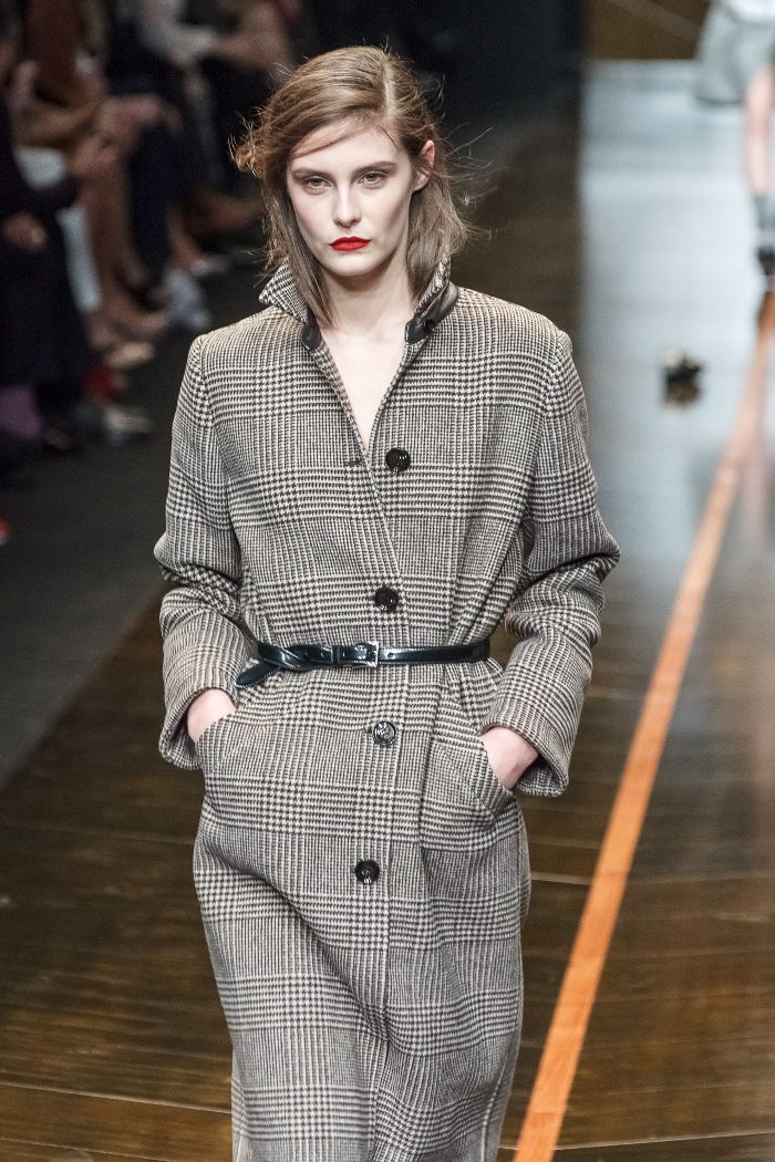 Trussardi fall/winter 2017 collection - milan fashion week