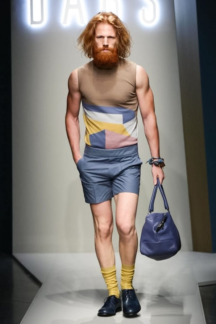 Milan Fashion Week Spring Summer 2015 Men DAKS Milan Men Fashion Week
