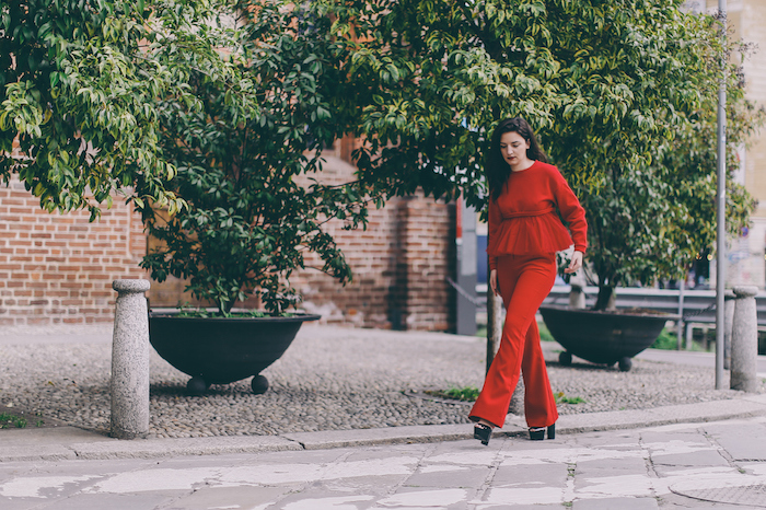 Fashion trend 2017 - Spanish Red Trend Constancec Anja Tufina The Dolls Factory